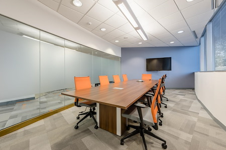 Office Evolution - Tysons Corner - Washington Conference Room