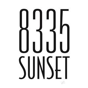 Logo of 8335 Sunset