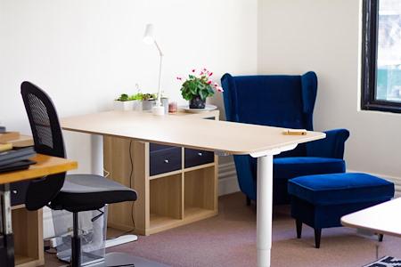 Rhinehouse Studio - Dedicated Desks