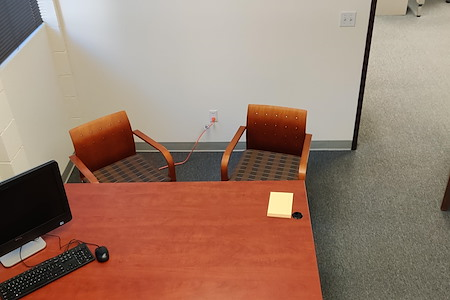 TheIFPB - Private Corner Office