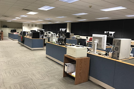 Indices-Pac Research Corp. - Dedicated Desk