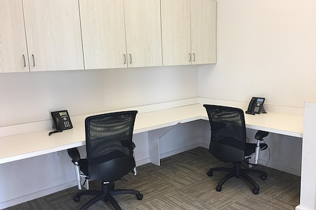 German American Chamber of Commerce of Atlanta - Dedicated Desk