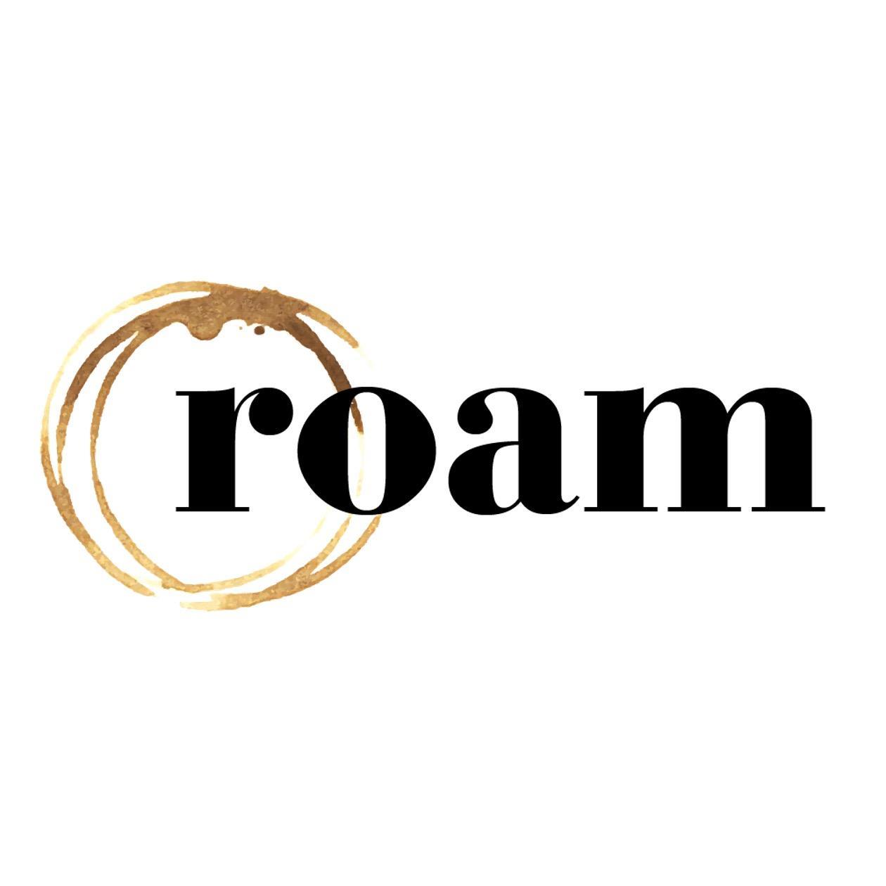 Logo of Roam Galleria