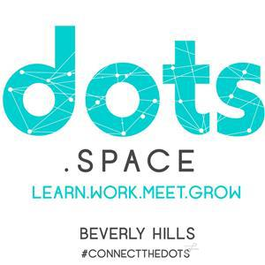 Logo of dots SPACE - Beverly Hills
