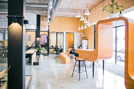 The Circle - Dedicated Desk