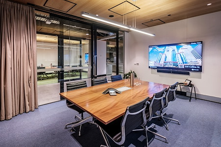 Space&Co. 530 Collins Street - The Meeting Room | 03.04