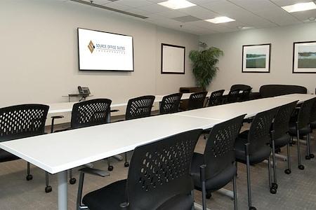 Source Office Suites Arlington - Seminar Room