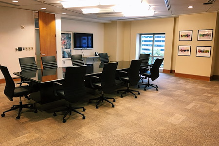 District Offices Ronald Reagan Building and ITC - The Rotunda Boardroom