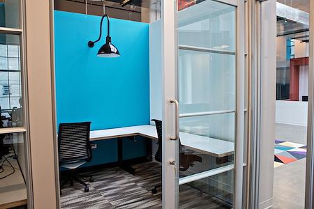 Coalition Space | Millennium Park - Private Office for 2
