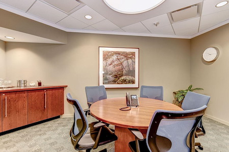 Carr Workplaces - Rosslyn - Roosevelt Meeting Room