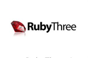 Logo of RubyThree