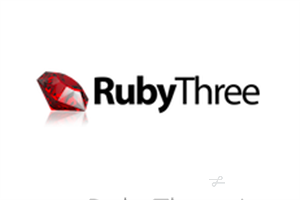 Logo of RubyThree