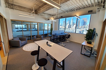 CENTRL Office Downtown Los Angeles - Fully Lounge