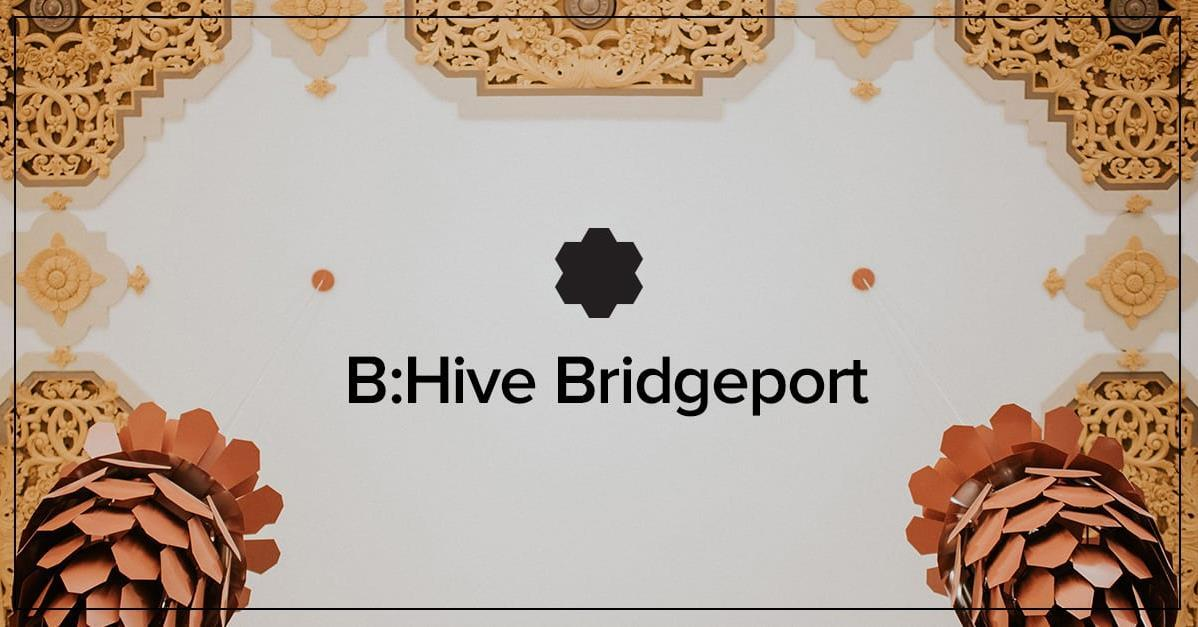 Logo of B:Hive Bridgeport