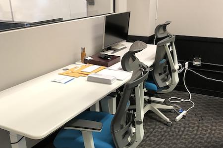 Mobilize - Dedicated Desk(s) (6 total)