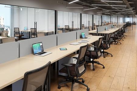 Venture X | Plano - Dedicated Desk 1