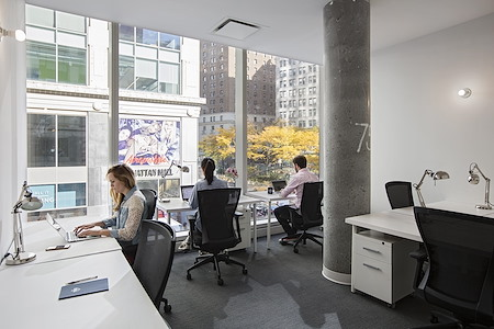 The Yard: Eastern Market - 7 Person Private Office