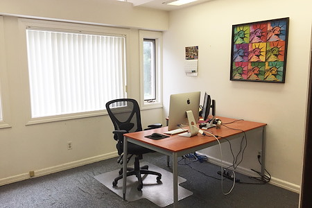 IGM Creative Group - Full Office Space with Door