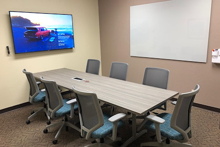 Pacific Workplaces - Cupertino - Gala Conference Room 113