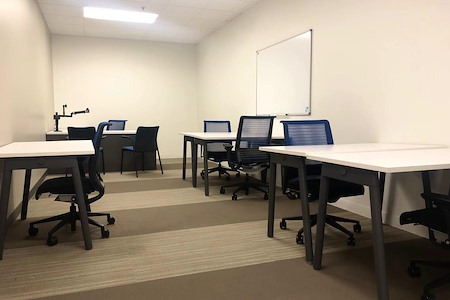 BLANKSPACES   IBASE Irvine - Extra-Long Medium Private Office #32
