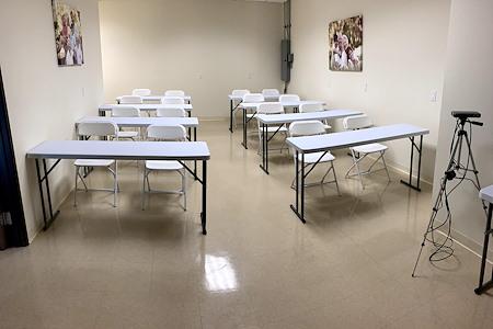 O2 Relief Training Room/ Classroom - Event Space 1