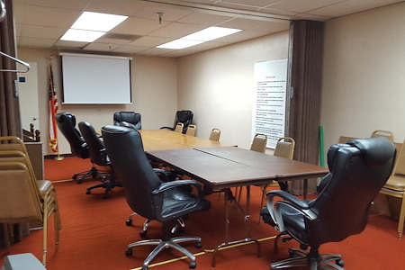 San Jose Masonic Center - Library/Conference Room