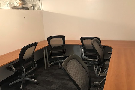 Coalition Space | Flatiron - Bull Pen in Private Corner