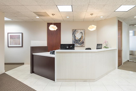 Premier Workspaces - Wilshire Blvd. - Office 17