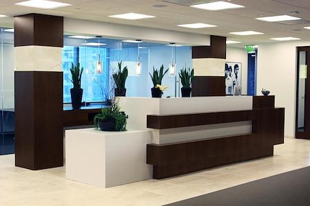 (600) One America Plaza - Interior Office
