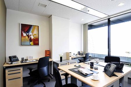 Regus | Osaka Umeda - Dedicated Desk
