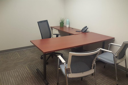 Office Evolution - Greenwood Village/Denver Tech Center - Amazing 1 person Private Office!