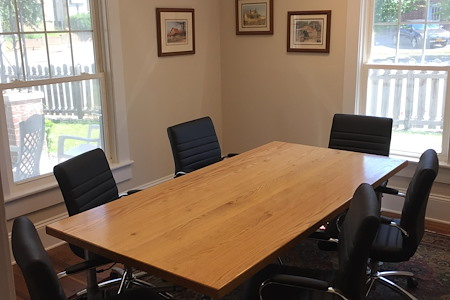Coworking on Main - Conference Room