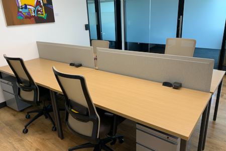 Venture X Frisco - Stonebrook - Dedicated Desks (4 total)