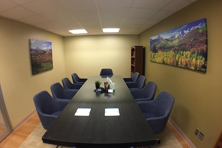 Knies Helland & McPherson Law - Rockies Conference Room