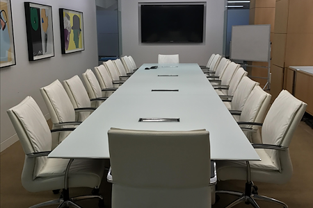 Quest Workspaces - 800 Third - Boardroom