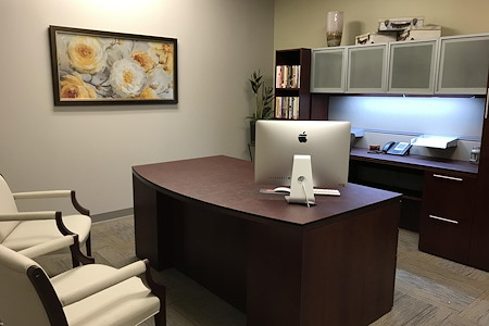 The Center of Transformation - Dedicated Office