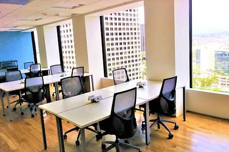 Regus- Spaces City National Plaza - 1801