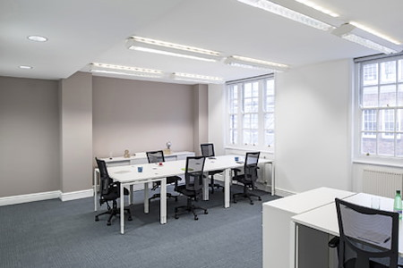 Regus | London, Great Portland Street - Dedicated Desk
