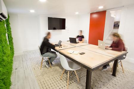 Work2gether - Atlantis Meeting Room