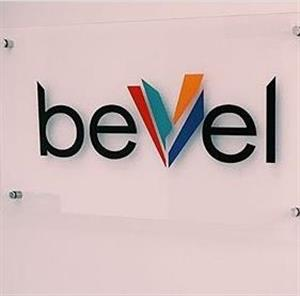 Logo of Bevel PR