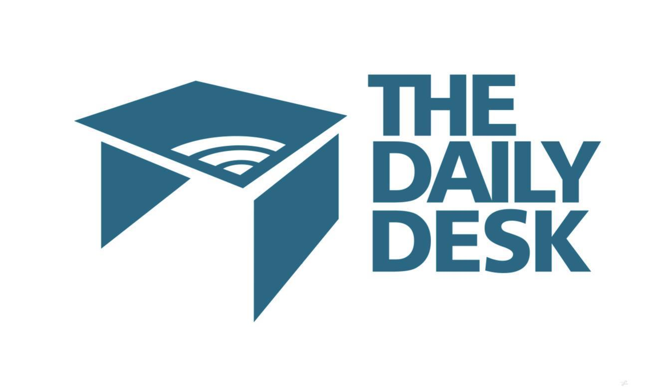 Logo of The Daily Desk