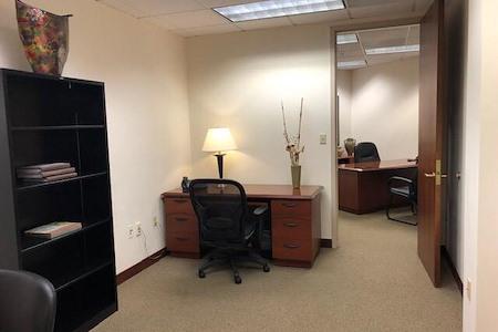 Business Center International - Double/  2 Office Suite