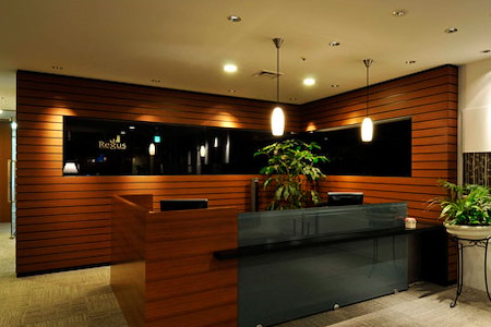 Regus | Yokohama Sky Building - Dedicated Desk