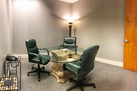 Legacy Office Centers, Inc. - Inner Conference Room