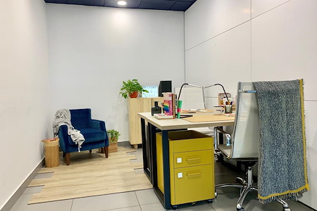 Tedge Mindful Coworking - Small Private Office