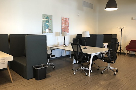 Coalition Space | Jersey City - Dedicated Desk