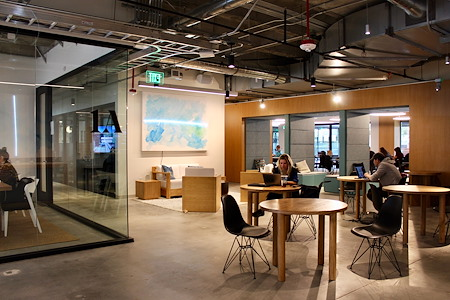 Cross Campus South Bay - Cross Campus South Bay 2 person office