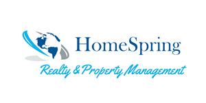 Logo of Homespring Realty & Property Management
