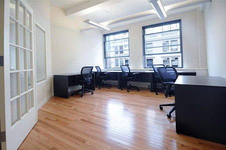 Select Office Suites - 1115 Broadway Flatiron NYC - Office 1114 & 1128