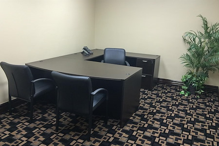 Capital Executive Suites - Day Room